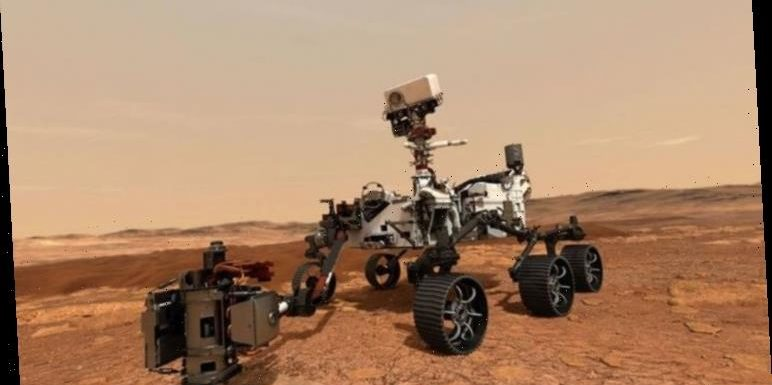 NASA Mars rover landing: What is the goal of the Perseverance mission?