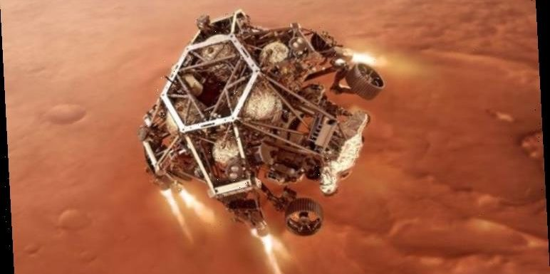 NASA Mars landing: How will Perseverance land on Mars?
