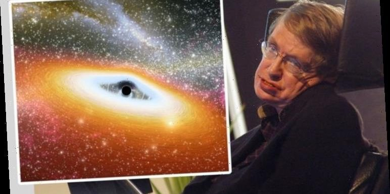 Stephen Hawking's 50-year-old puzzle tipped to be solved with black hole discovery