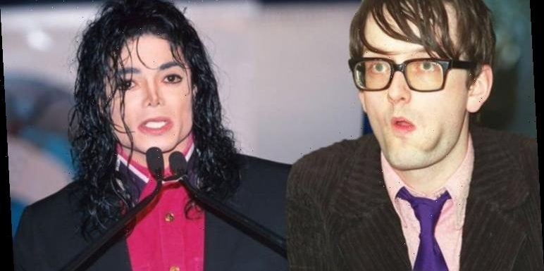 Michael Jackson 'sickened and angry' by Jarvis Cocker crashing his Earth Song performance