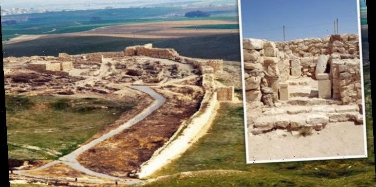 Archaeology news: 'Forbidden Temple' uncovered in Israeli desert violated God's laws