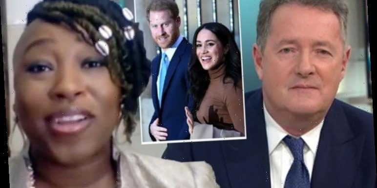 'You're a hypocrite' Row erupts on GMB as Dr Shola loses it at Piers Morgan over royals