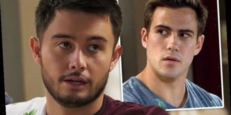 Neighbours spoilers: David Tanaka and Aaron split as they face agonising decision?