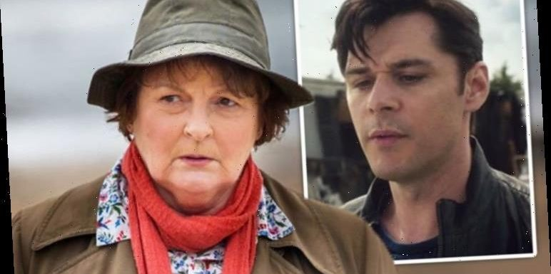 Vera star Kenny Doughty was 'terrified' for first scene with 'intimidating' Brenda Blethyn