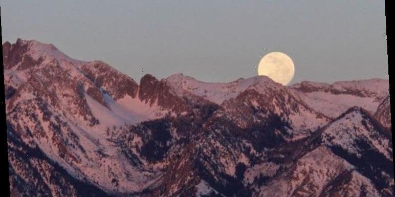 Full Moon 2021: NASA welcomes February's beautiful Snow Moon