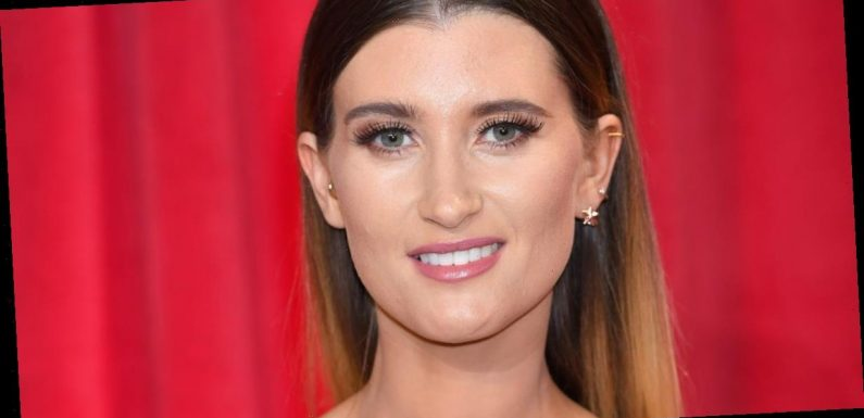 Emmerdale's Charley Webb stuns with lookalike sister as she shares new project