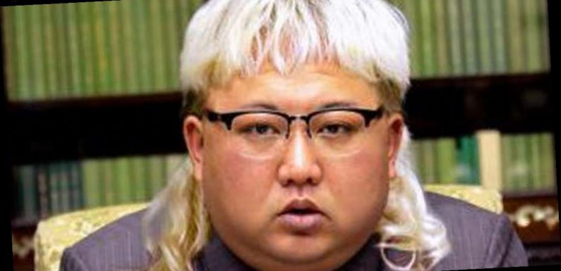 Kim Jong-un in mullet crackdown as he orders ban on 'fashion hair-dos'