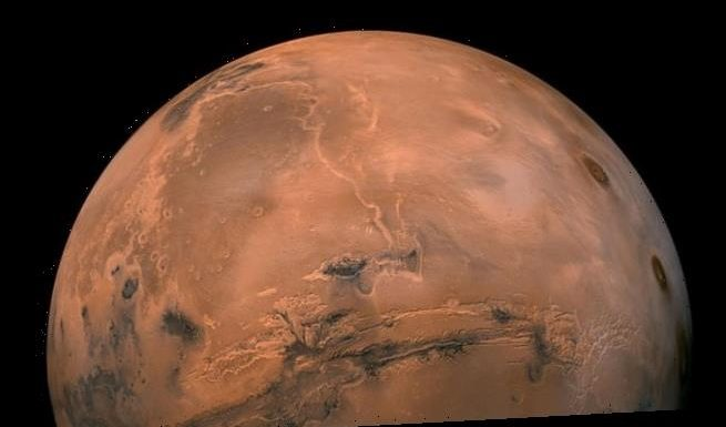 China and US lead the race for Mars – with missions to land this month