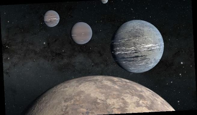 High school students discover four exoplanets 200-light-years away