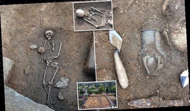 Anglo Saxon cemetery discovered beneath University of Cambridge