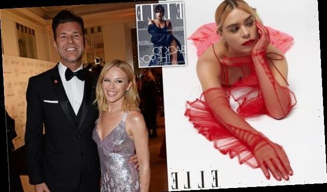 Oops! Has Billie Piper let Kylie Minogue's big secret slip?