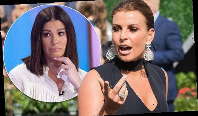 Coleen Rooney's 'peace deal is SNUBBED by Rebekah Vardy'