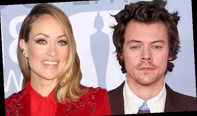 Olivia Wilde, 36, and Harry Styles, 27, 'seem very serious'