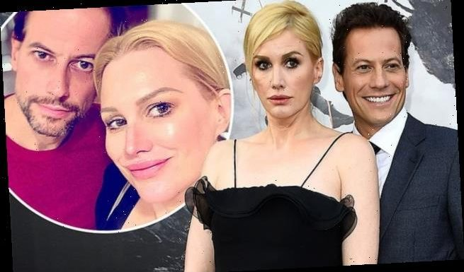 Ioan Gruffudd's wife Alice Evans says she and star 'are still friends'