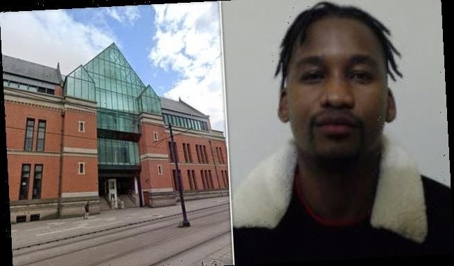 Two-time rapist and father-of-two, 27, is jailed for 12 years