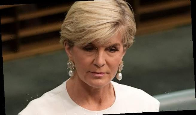Julie Bishop surprises fans as she ditches her signature hairstyle