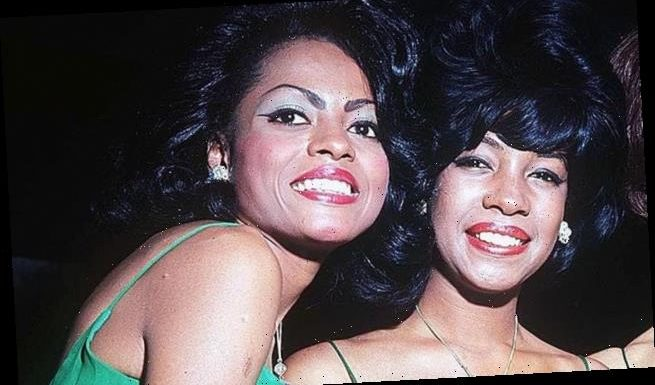 Diana Ross reacts to death of her Supremes bandmate Mary Wilson