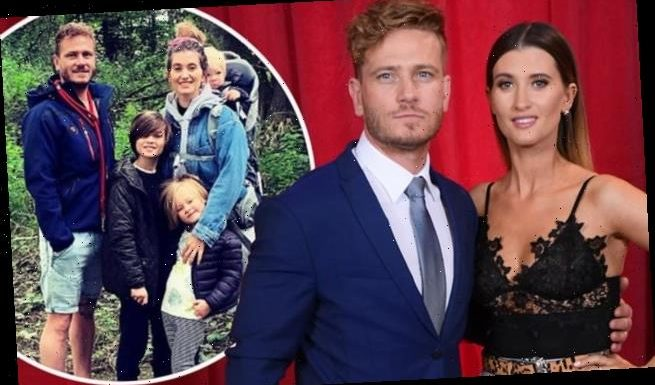 Emmerdale's Charley Webb reveals she's rowed with husband in lockdown