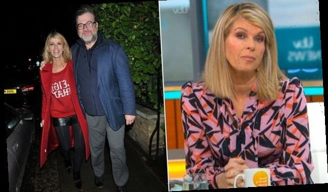 Kate Garraway reveals she hasn't been able to visit Derek Draper