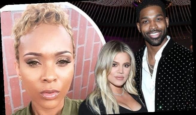 Khloe Kardashian isn't shocked Lamar Odom's ex hooked up with Tristan