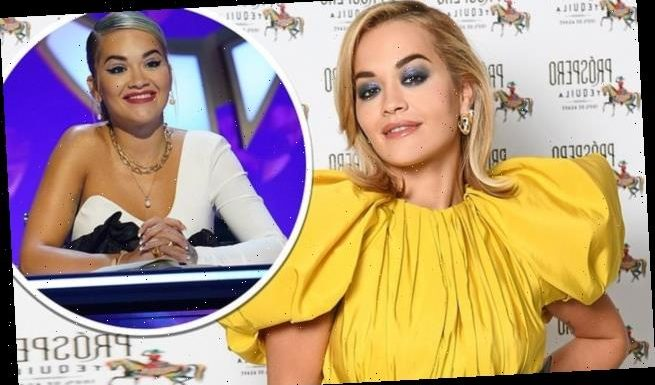 Rita Ora 'will be in film Sheroes' after Covid rule breaking scandals