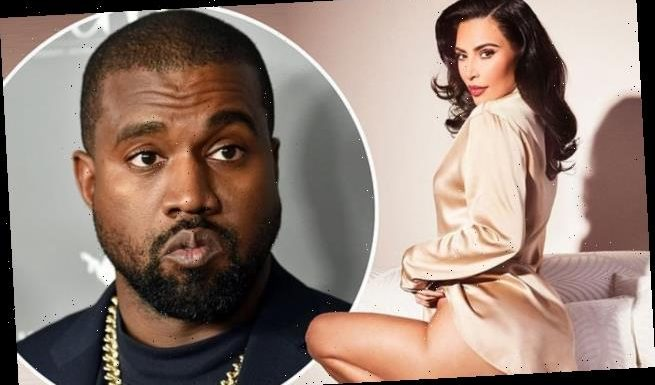 Kim Kardashian West is planning Valentine's Day without Kanye West