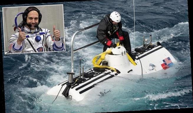 British astronaut Richard Garriott to travel into the Mariana Trench