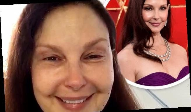 Ashley Judd is in the ICU in South Africa after shattering her leg