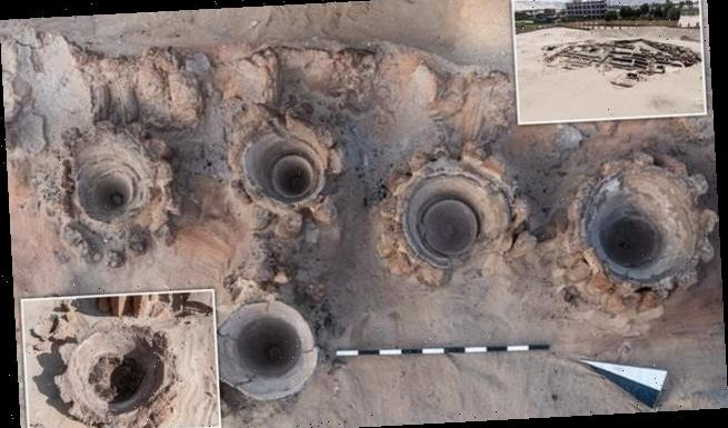 Archaeologists discover 5,000-year-old ancient Egyptian brewery