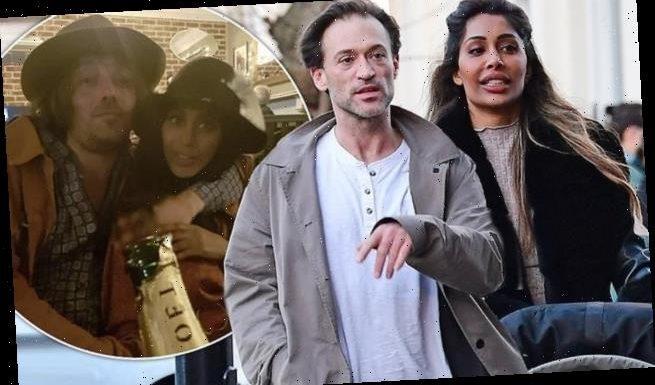 Ex-EastEnders hunk Paul Nicholls 'is DUMPED by lapdancer girlfriend'