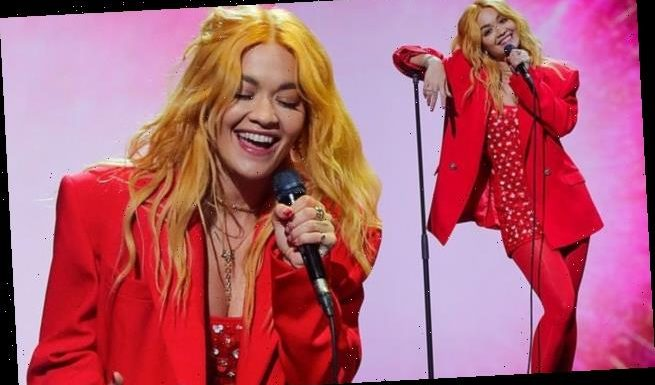 Fans SLAM 'outrageous' decision to feature Rita Ora on Dancing On Ice