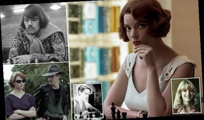 Was the 'It Girl' of US chess the inspiration for The Queen's Gambit?