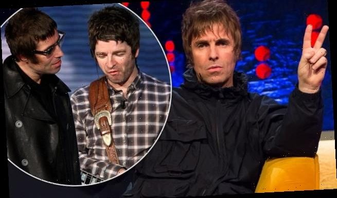 Liam Gallagher teases Oasis reunion after ending feud with Noel