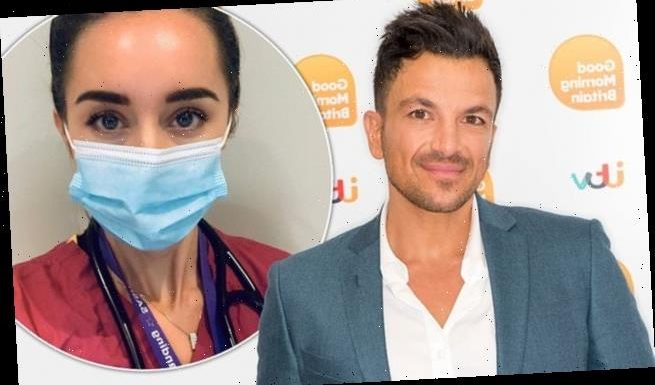 Peter Andre slams government for 10-year prison sentence for travel