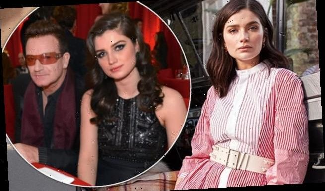 Bono's daughter Eve Hewson says she was a 'troublemaker' in her teens