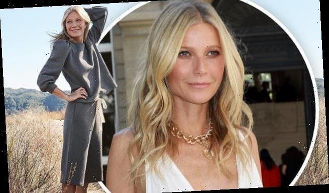 Gwyneth Paltrow reveals she had COVID-19 'early on'
