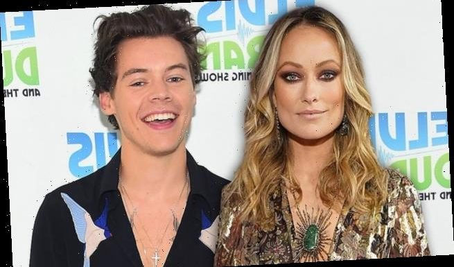 Olivia Wilde, 36, and Harry Styles, 27, will head to England together