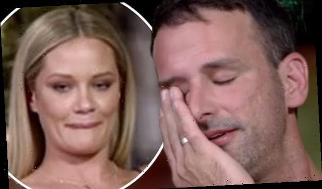 MAFS Australia fans heartbroken when Mick cries over cheating Jess