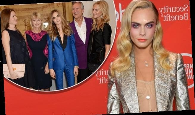 Cara Delevingne and family claimed from furlough scheme for business