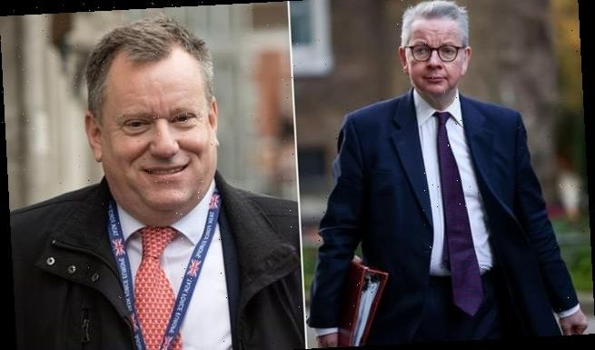 New Brexit minister Lord Frost 'believes Gove was 'too weak' with EU