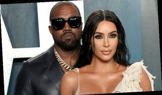 Kim Kardashian 'files for divorce' from Kanye West
