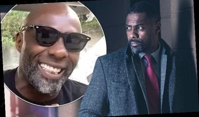 Idris Elba CONFIRMS he will film a movie spin-off of Luther this year