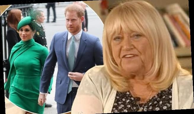 Judy Finnigan brands Prince Harry 'spoilt' for his Oprah interview