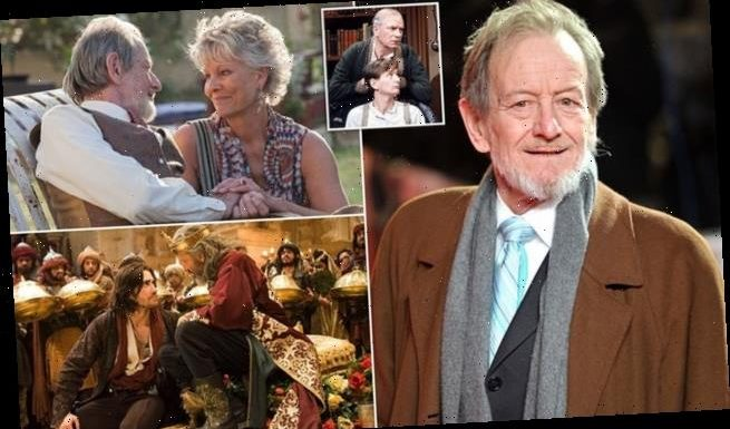 Best Exotic Marigold Hotel actor Ronald Pickup dies at the age of 80