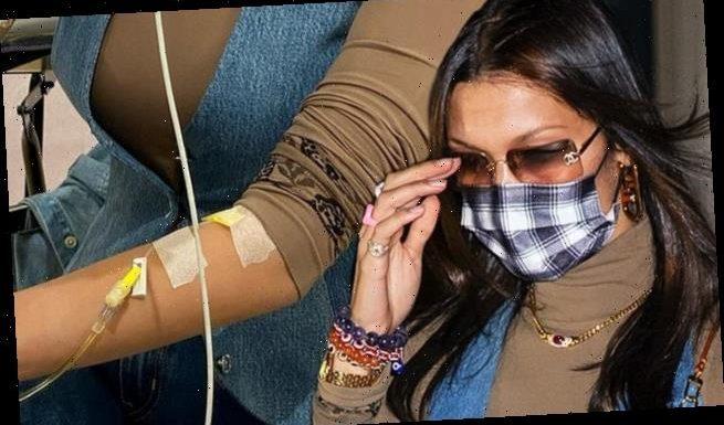 Bella Hadid on daily duties she has in autoimmune disease battle