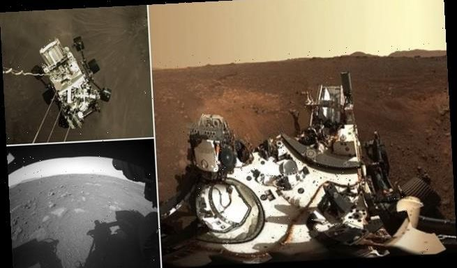 NASA Perseverance's most stunning shots of the Red Planet