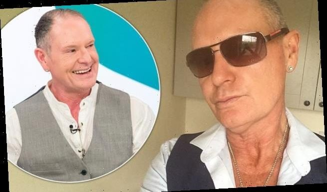 Paul Gascoigne reveals he's back on the booze amid alcoholism battle