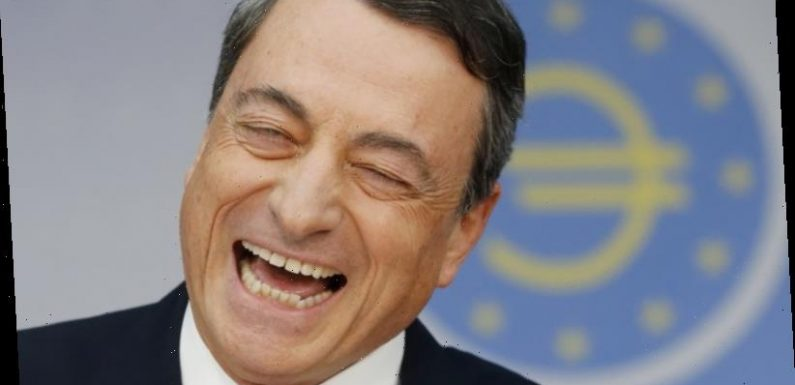 He saved the euro, now Draghi is charged with saving Italy, if not Europe