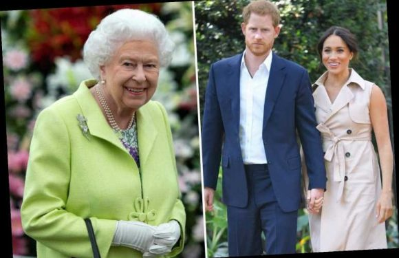 Meghan Markle and Prince Harry accused of being 'petulant, rude and immature' by Queen's former aide