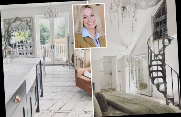 Couple double the value of their house with stunning renovation and it's now worth £2million